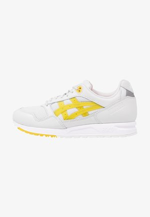 GELSAGA - Sneakers laag - glacier grey/mustard