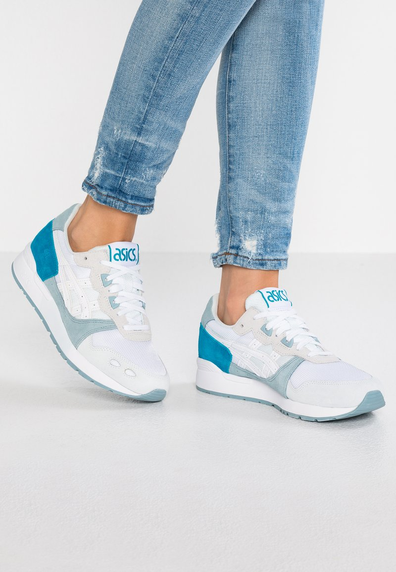 ASICS - GEL-LYTE - Trainers - arctic blue/white