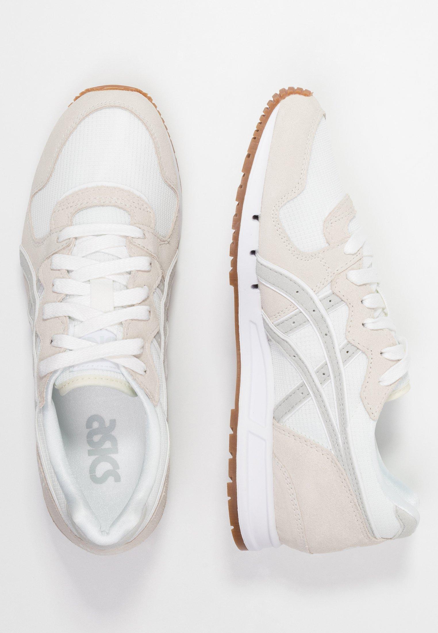 Asics Gel-movimentum - Baskets Basses White/glacier Grey