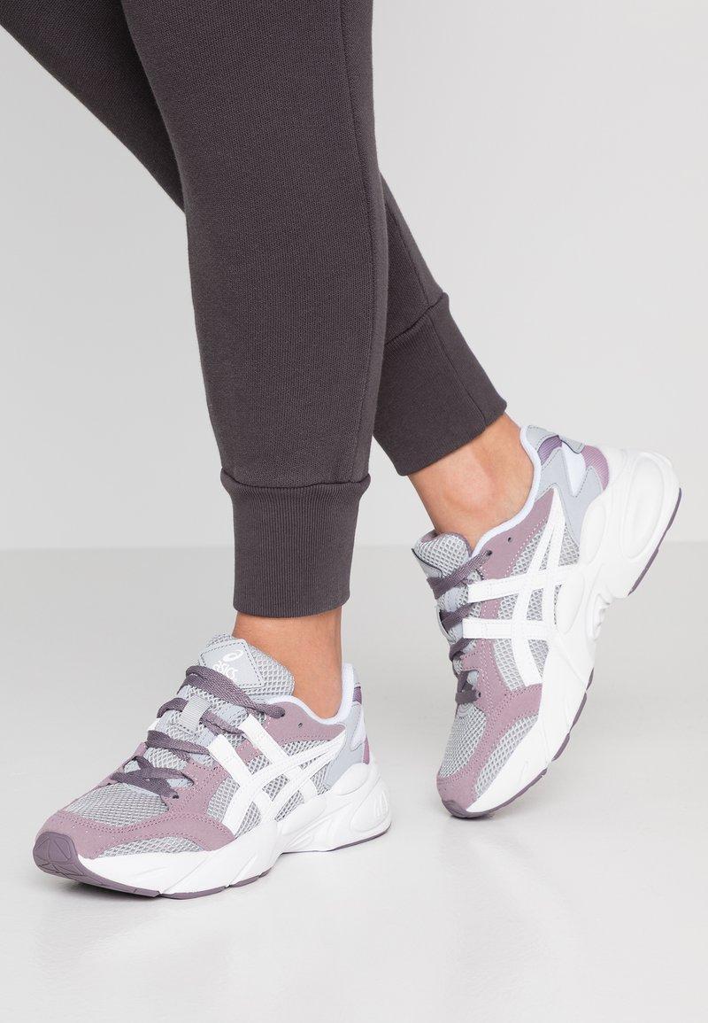 ASICS - GEL-BND - Zapatillas - piedmont grey/violet blush