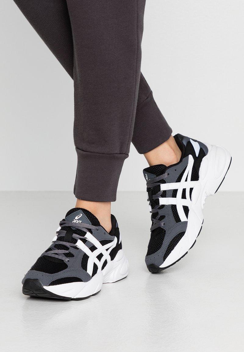 ASICS SportStyle - GEL-BND - Trainers - black/carrier grey