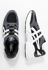 ASICS SportStyle - GEL-BND - Trainers - black/carrier grey - 3