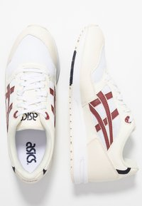 ASICS SportStyle - GELSAGA - Trainers - white/brisket red - 3