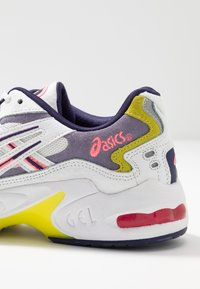 ASICS SportStyle - GEL KAYANO - Sneakers laag - white/purple matte - 2