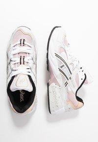ASICS SportStyle - GEL KAYANO - Baskets basses - polar shade/watershed rose - 3