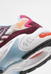 ASICS SportStyle - GEL-KAYANO 5 - Sneakers - white/deep mars - 2