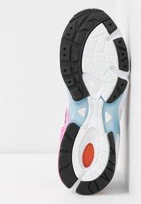 ASICS SportStyle - GEL-KAYANO 5 - Sneakers - white/deep mars - 6