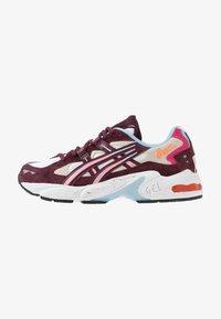 ASICS SportStyle - GEL-KAYANO 5 - Sneakers - white/deep mars - 1