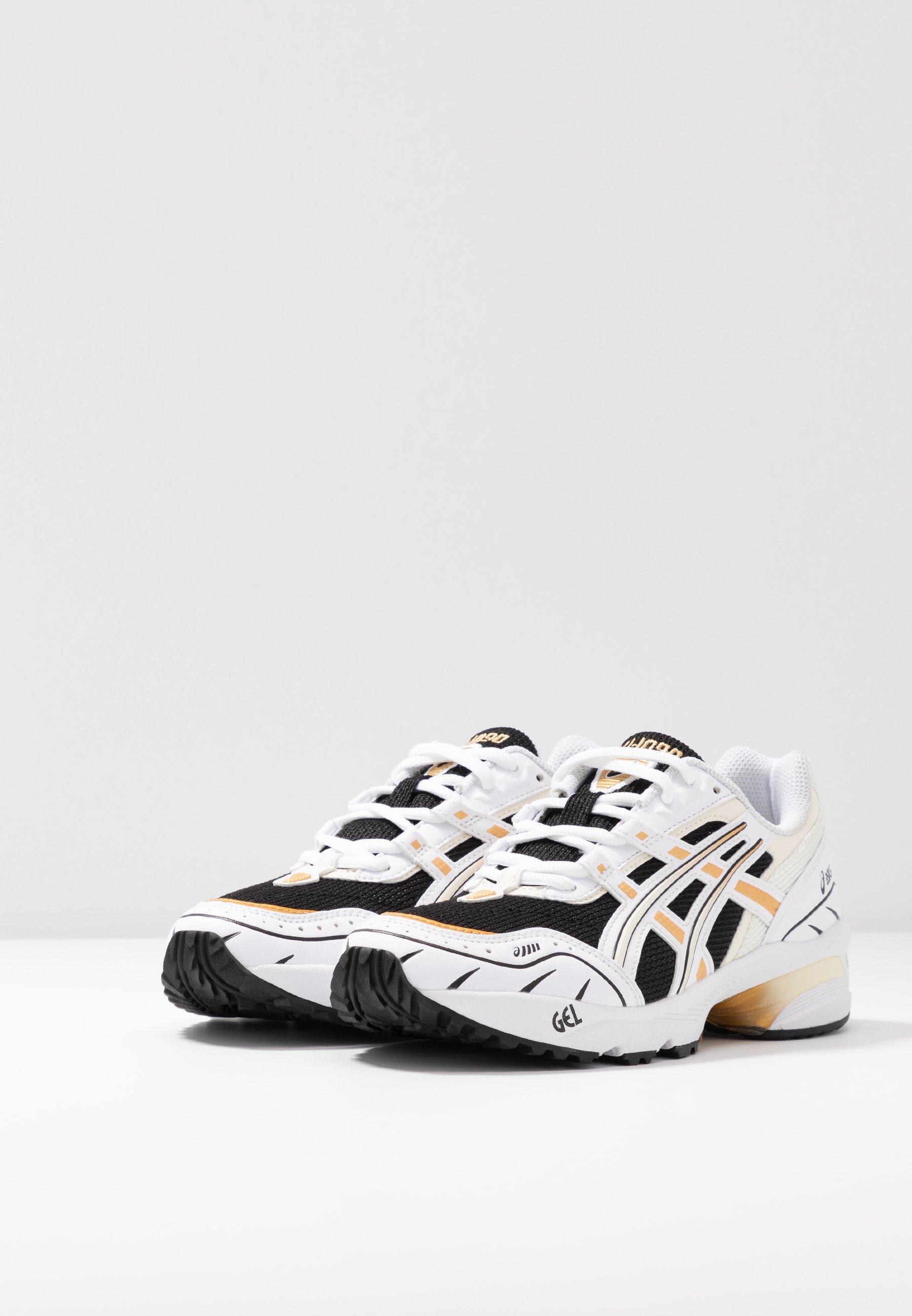 ASICS SportStyle GEL-1090 - Sneakersy niskie - black/white
