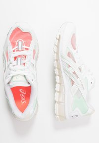 ASICS SportStyle - GEL-KAYANO 5 360 - Trainers - white/mint/tint - 3