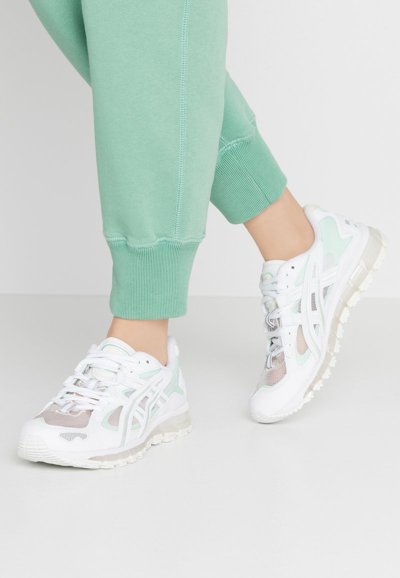 ASICS SportStyle - GEL-KAYANO 5 360 - Trainers - white/mint/tint