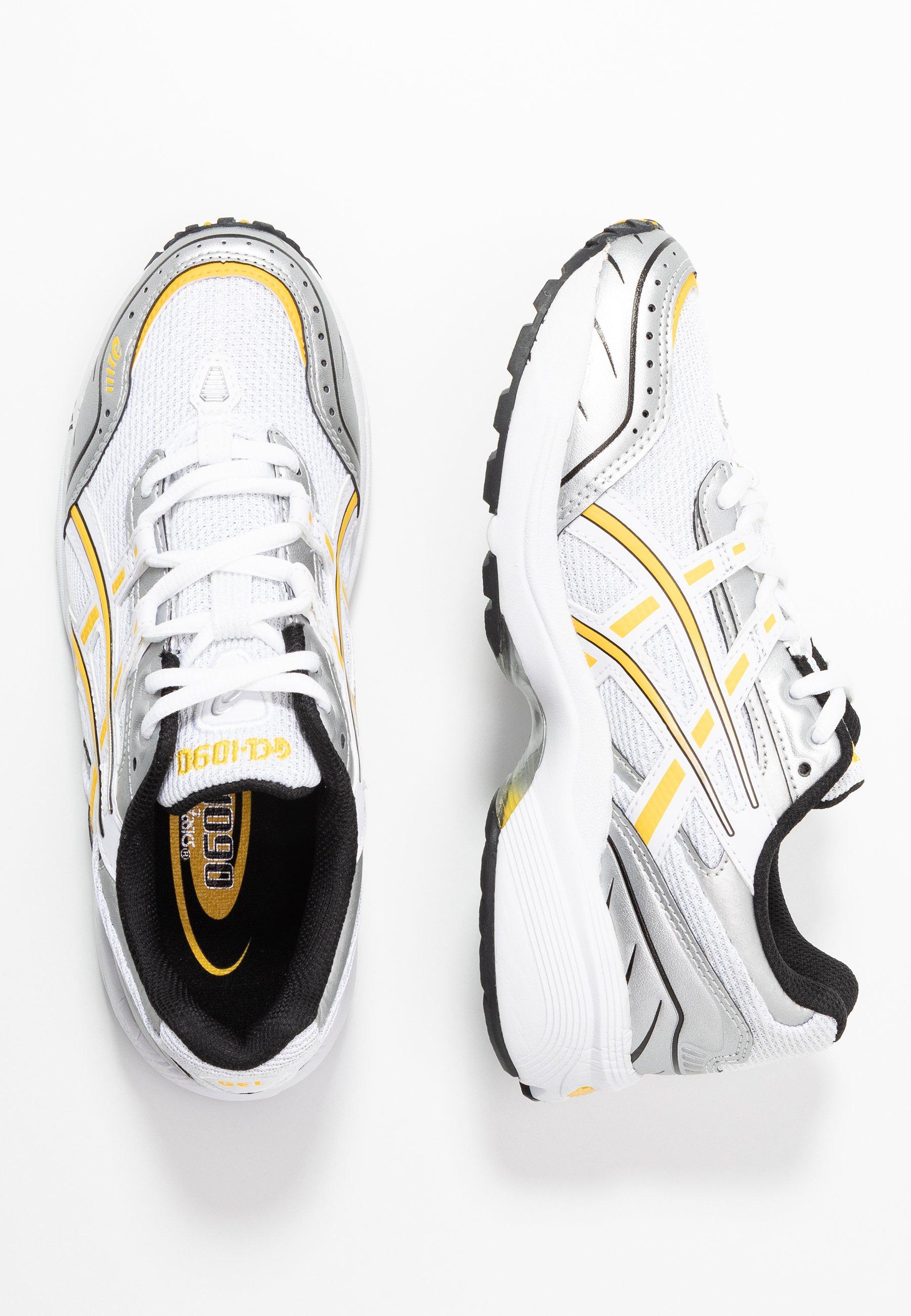 GEL 1090 Sneakers laag whitesaffron