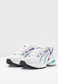 ASICS SportStyle - GEL-1090 - Sneakersy niskie - white/polar shade - 4