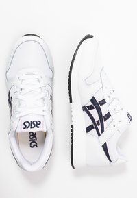 ASICS SportStyle - LYTE CLASSIC - Trainers - white/midnight - 2