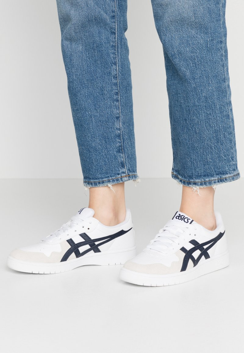 ASICS SportStyle - JAPAN  - Trainers - white/midnight