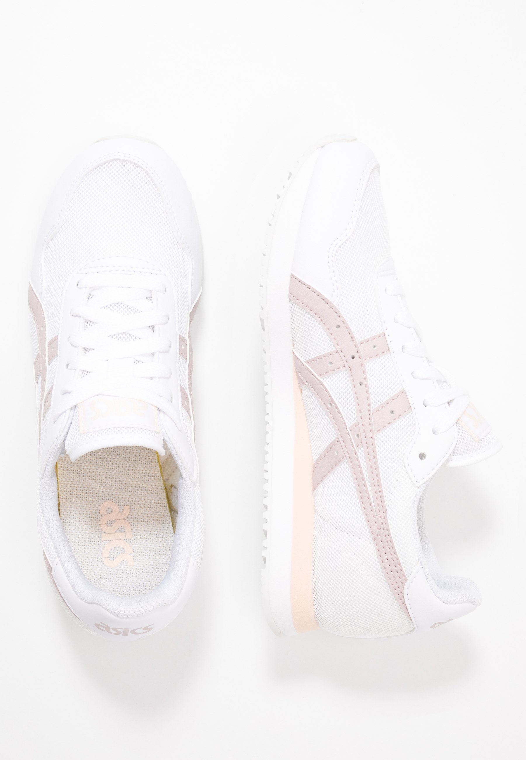 Asics Sportstyle Tiger Runner - Joggesko White/watershed Rose