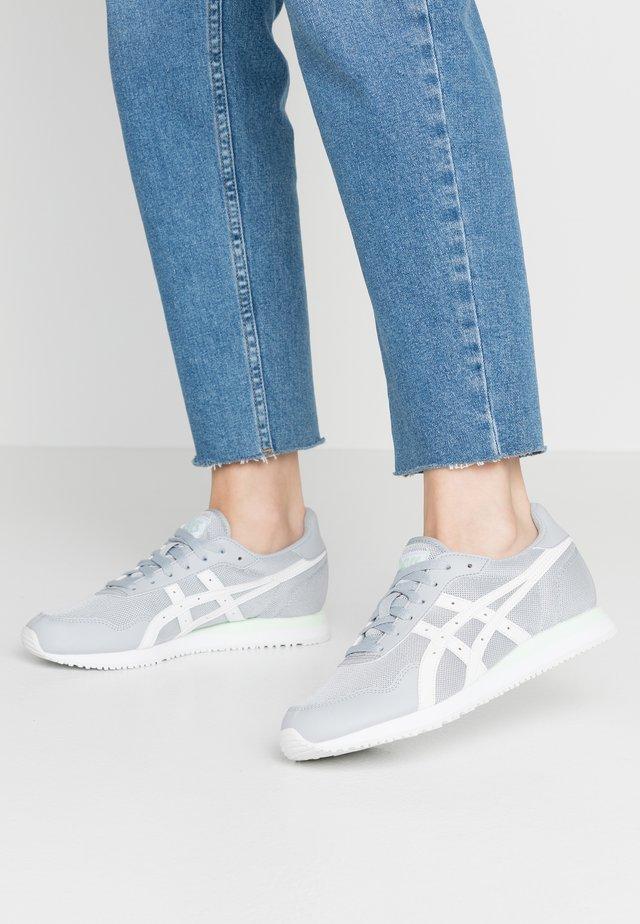 TIGER RUNNER - Sneaker low - piedmont grey/white