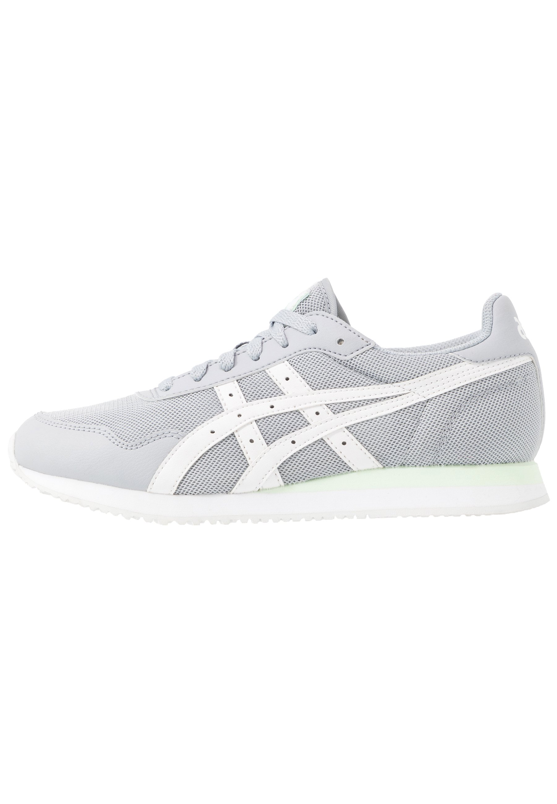ASICS SportStyle TIGER RUNNER - Sneakers - piedmont grey/white 6A0h7