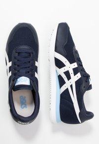 ASICS SportStyle - TIGER RUNNER - Trainers - midnight/white - 3