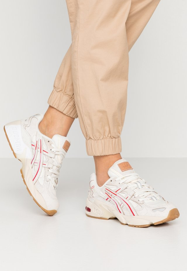 GEL-KAYANO 5 - Sneaker low - cream/white