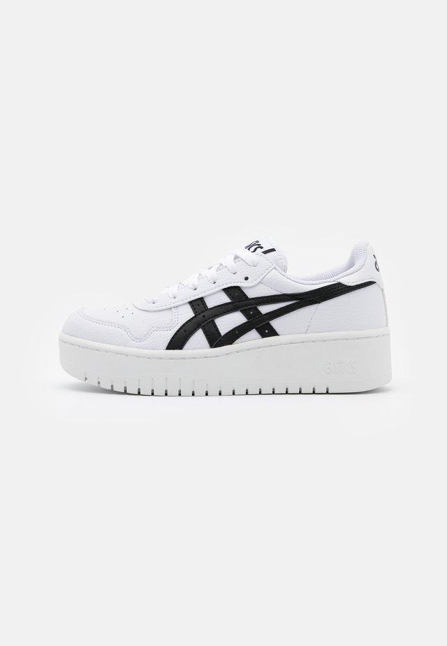 JAPAN  - Sneakers basse - white/black