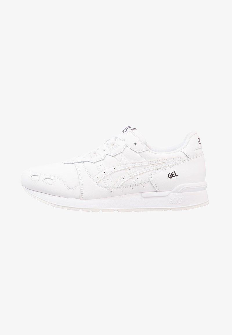 ASICS - GEL-LYTE - Matalavartiset tennarit - white