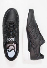 ASICS - GEL-LYTE - Sneakers laag - black - 1