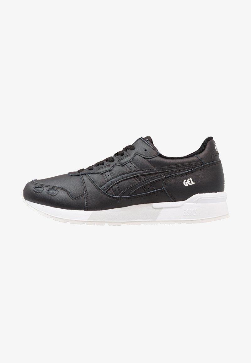 ASICS - GEL-LYTE - Sneakers laag - black