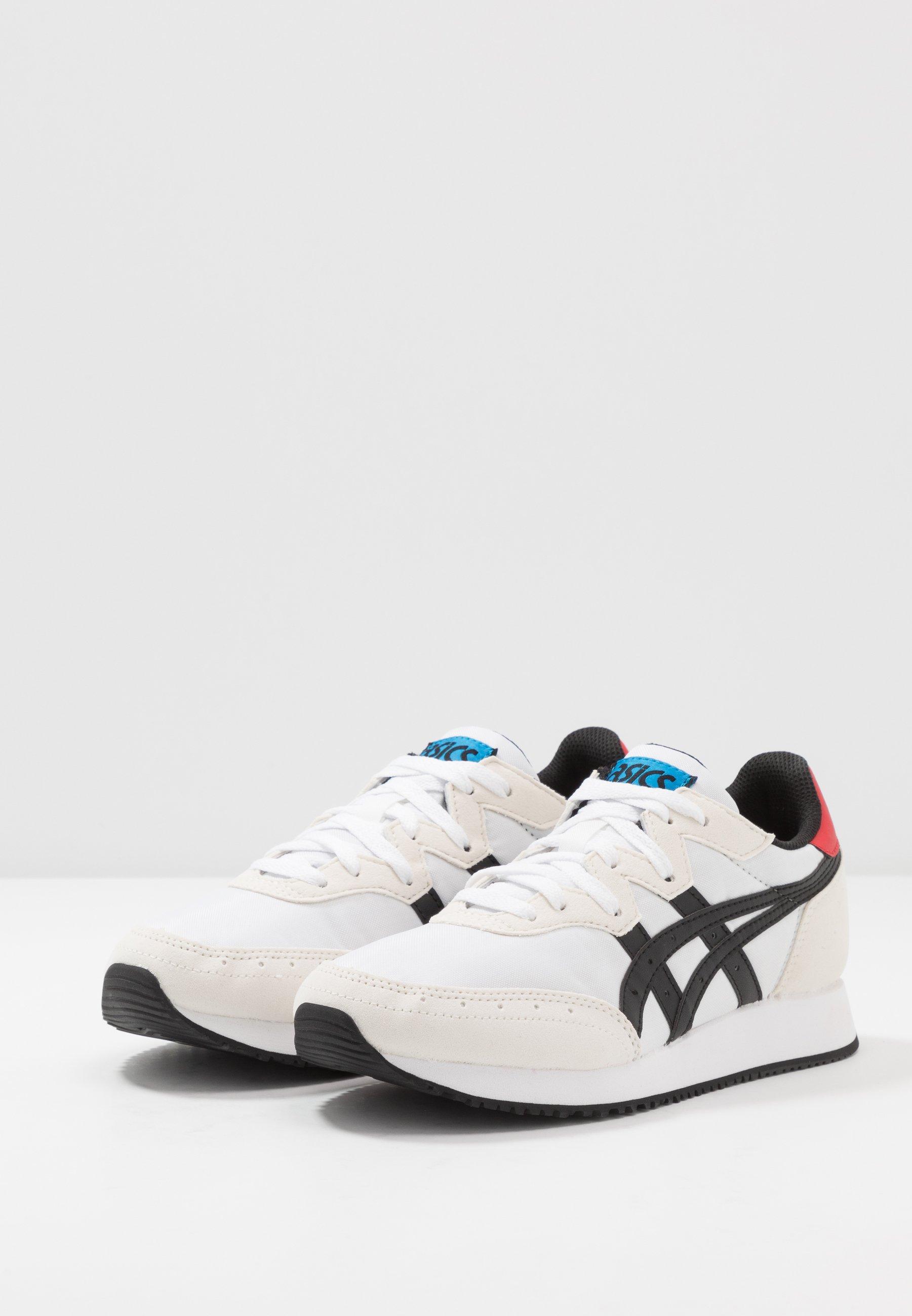ASICS SportStyle TARTHER - Joggesko - white/black