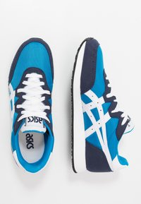 ASICS SportStyle - TARTHER - Baskets basses - directoire blue/white - 1