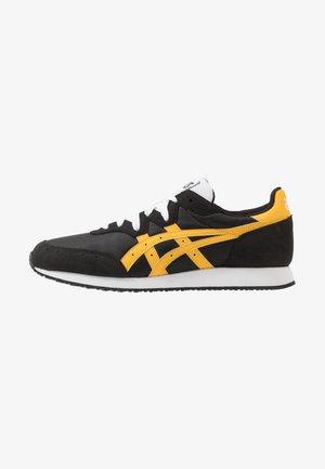 TARTHER - Sneakers laag - black/saffron