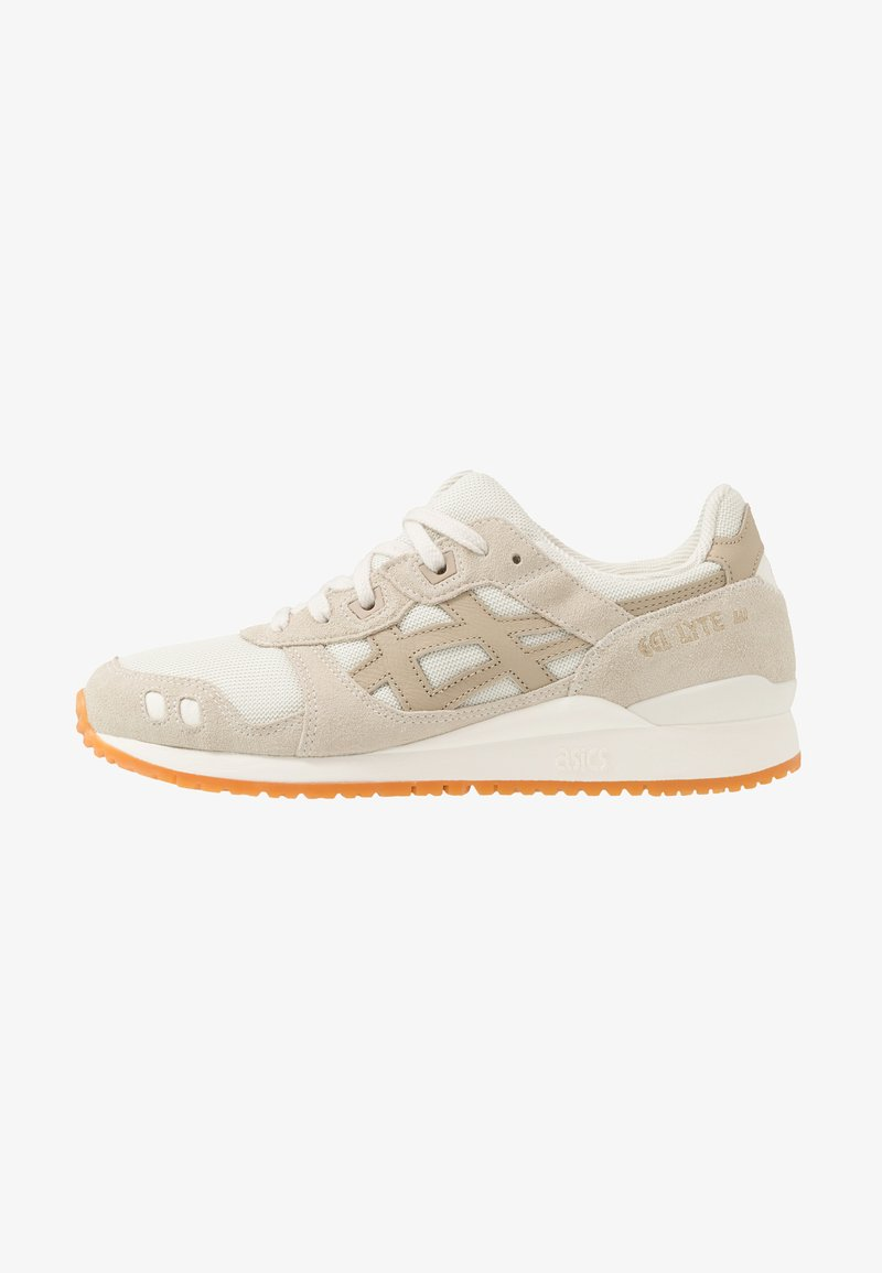 ASICS SportStyle - GEL-LYTE III - Trainers - ivory/wood crepe