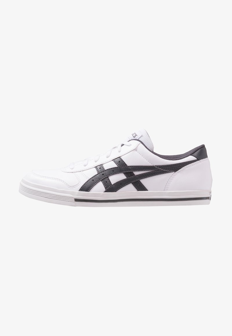 ASICS SportStyle - AARON - Sneaker low - white/dark grey