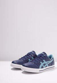 ASICS SportStyle - AARON - Trainers - peacoat/gris blue - 2