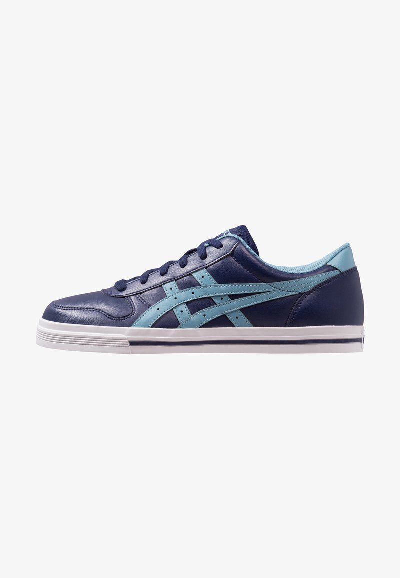 ASICS SportStyle - AARON - Trainers - peacoat/gris blue