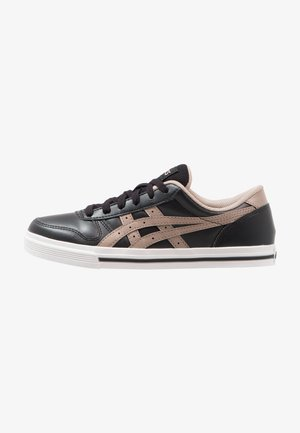 AARON - Trainers - black/taupe grey
