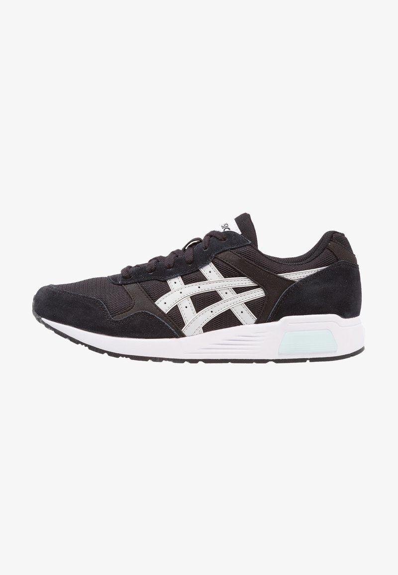 ASICS SportStyle - LYTE-TRAINER - Trainers - black/glacier grey