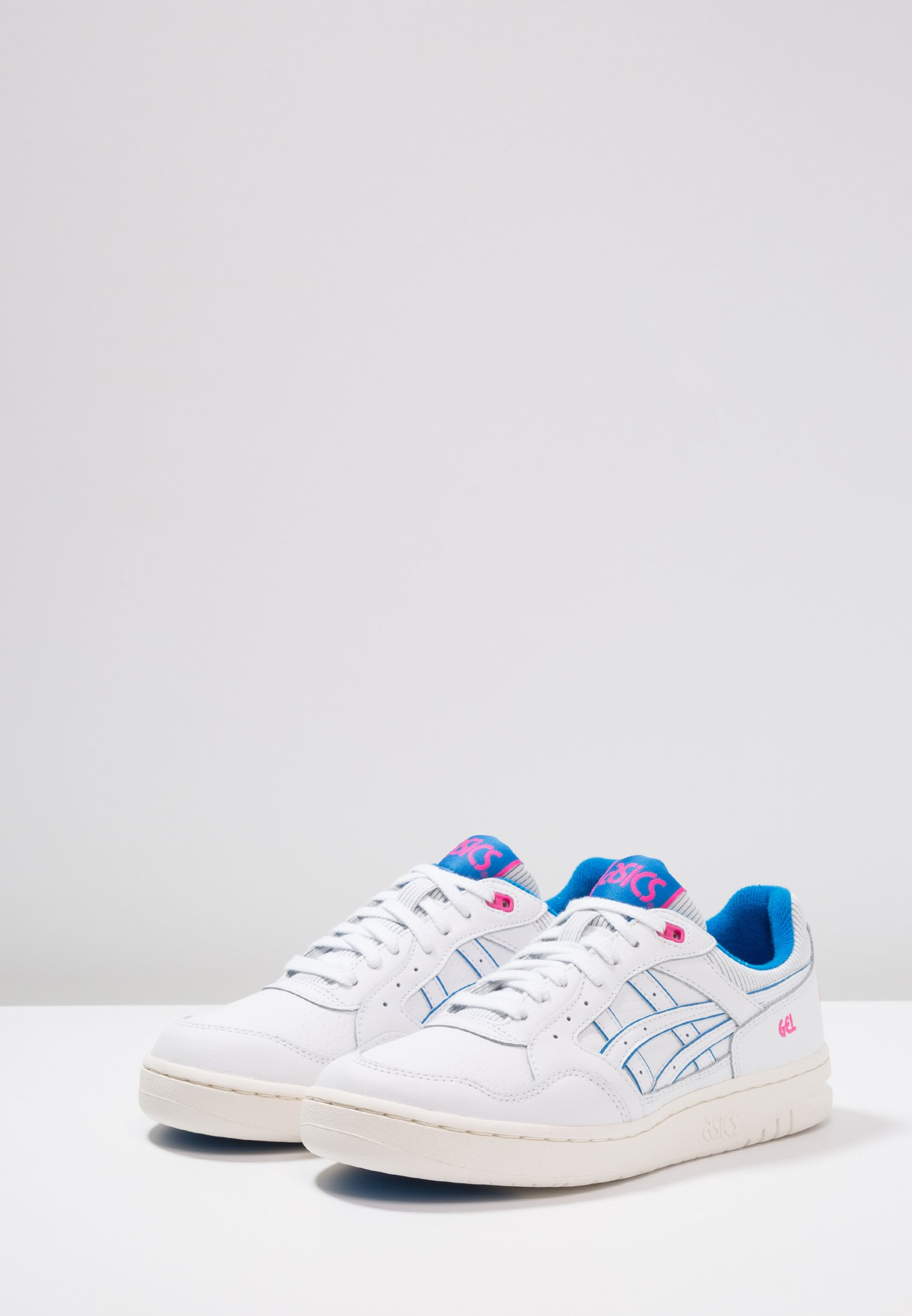 GEL CIRCUIT Sneaker low whitedirectoire blue