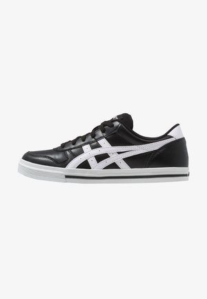 AARON - Sneakers laag - black/white