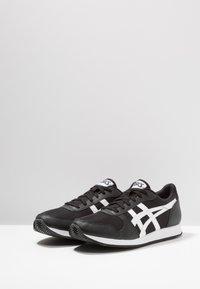 ASICS SportStyle - CURREO II - Sneakers basse - black/white - 2