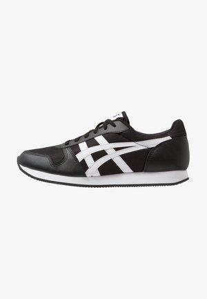 CURREO II - Sneakers laag - black/white