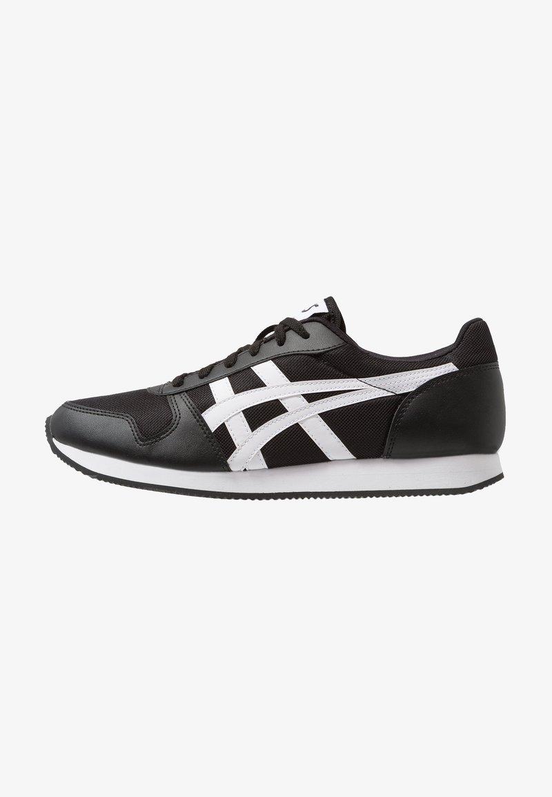 ASICS SportStyle - CURREO II - Sneakers basse - black/white