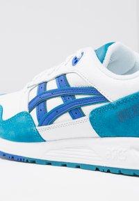 ASICS SportStyle - GELSAGA - Sneakers - white/illusion blue - 5
