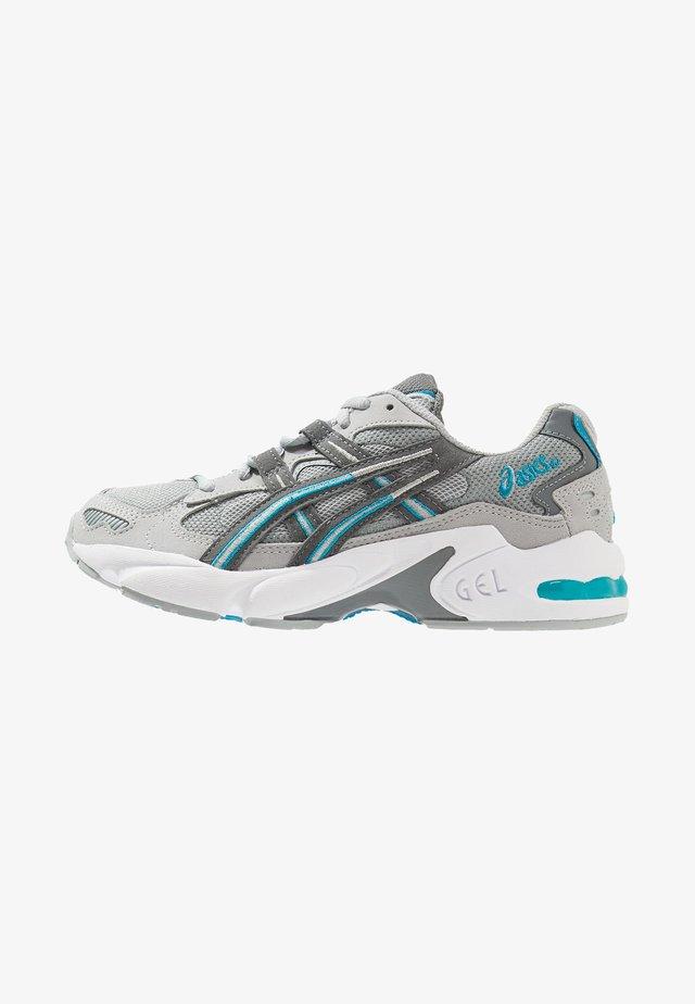 GEL KAYANO 5 OG - Sneaker low - mid grey/steel grey