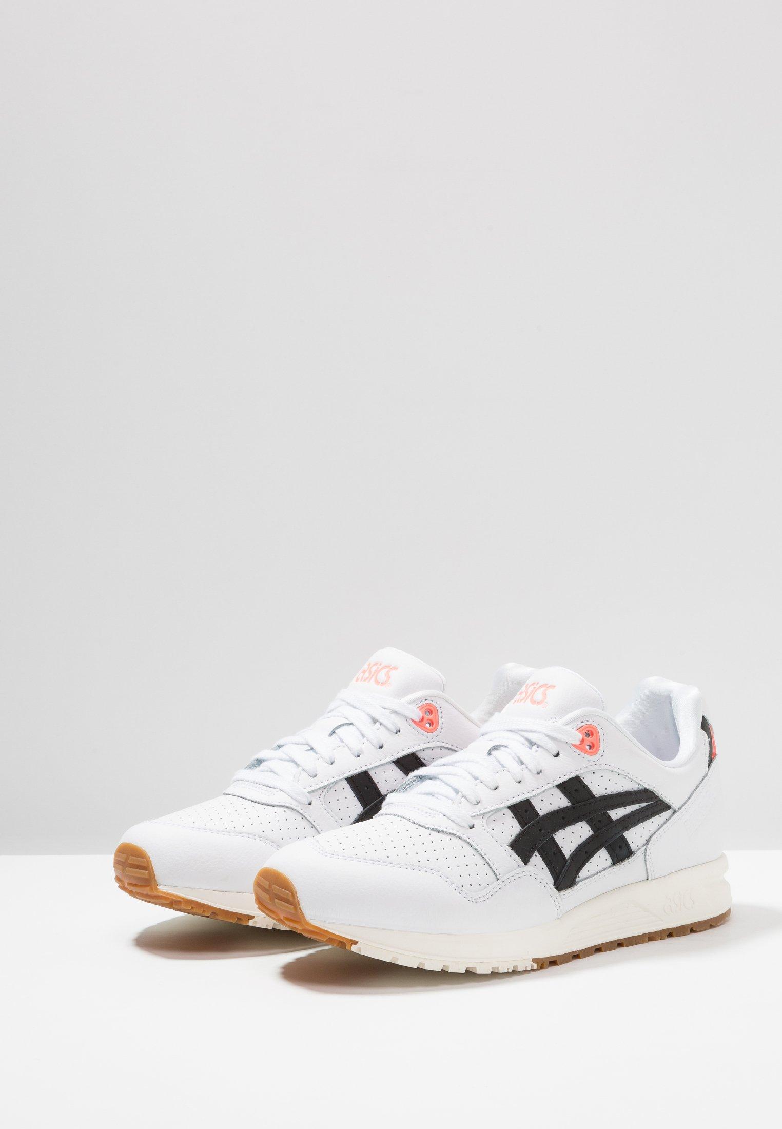 GELSAGA - Sneakers laag - white/black