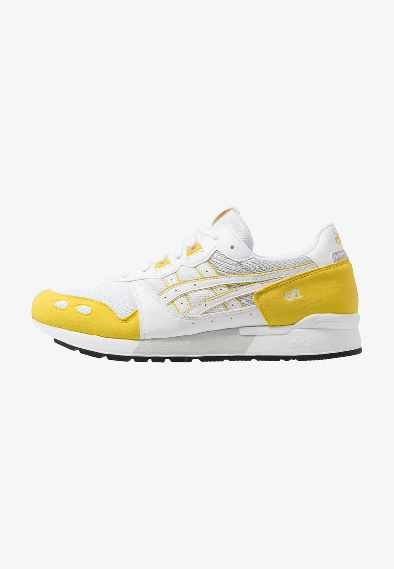 ASICS - GEL-LYTE - Sneakers laag - white/mustard