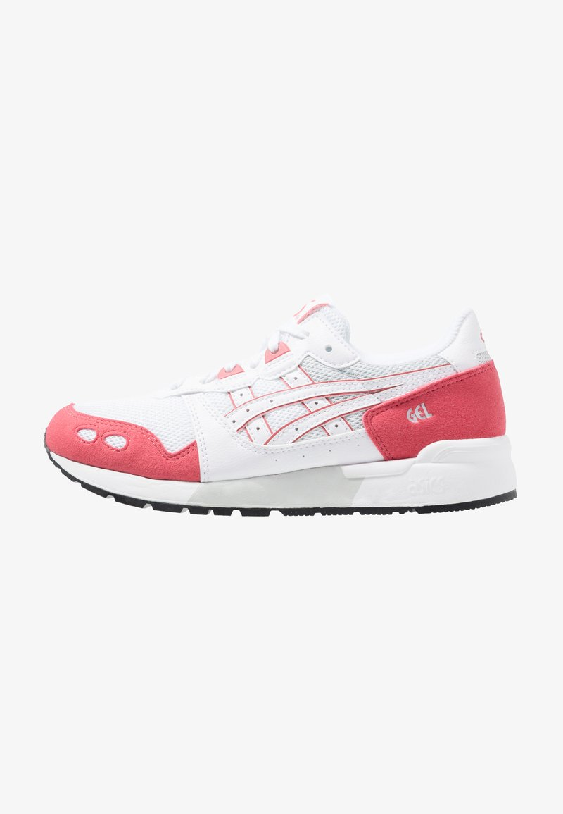 ASICS - GEL-LYTE - Sneakers laag - white/rouge