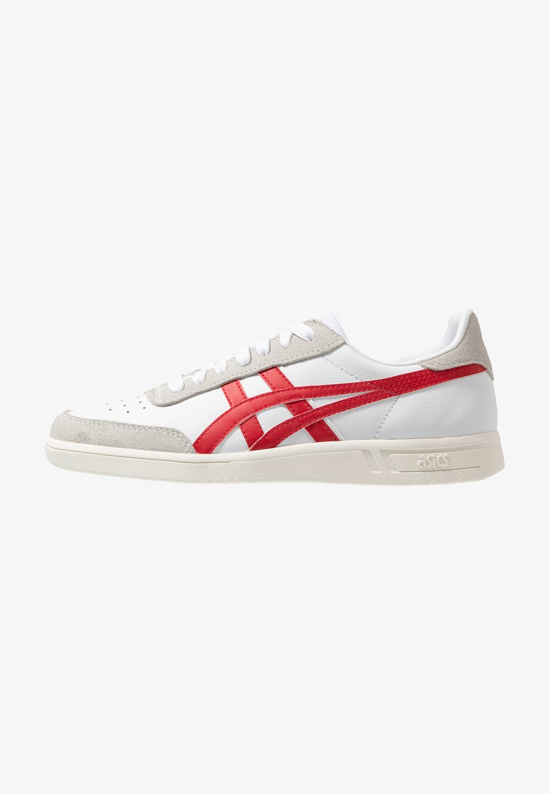 ASICS - GEL-VICKKA - Sneakers laag - white/classic red