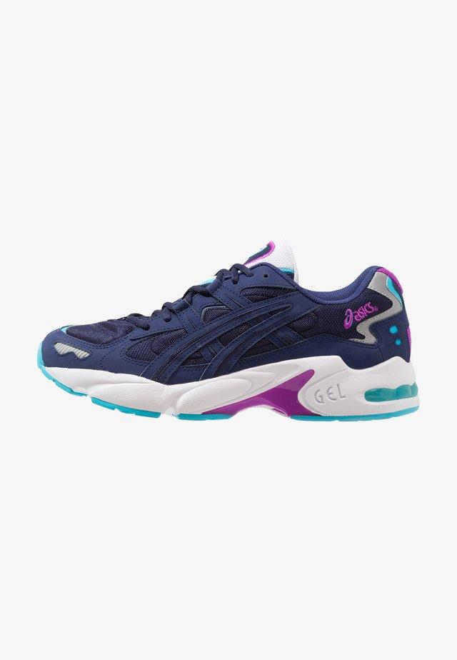GEL-KAYANO 5 OG - Sneaker low - peacoat/indigo blue