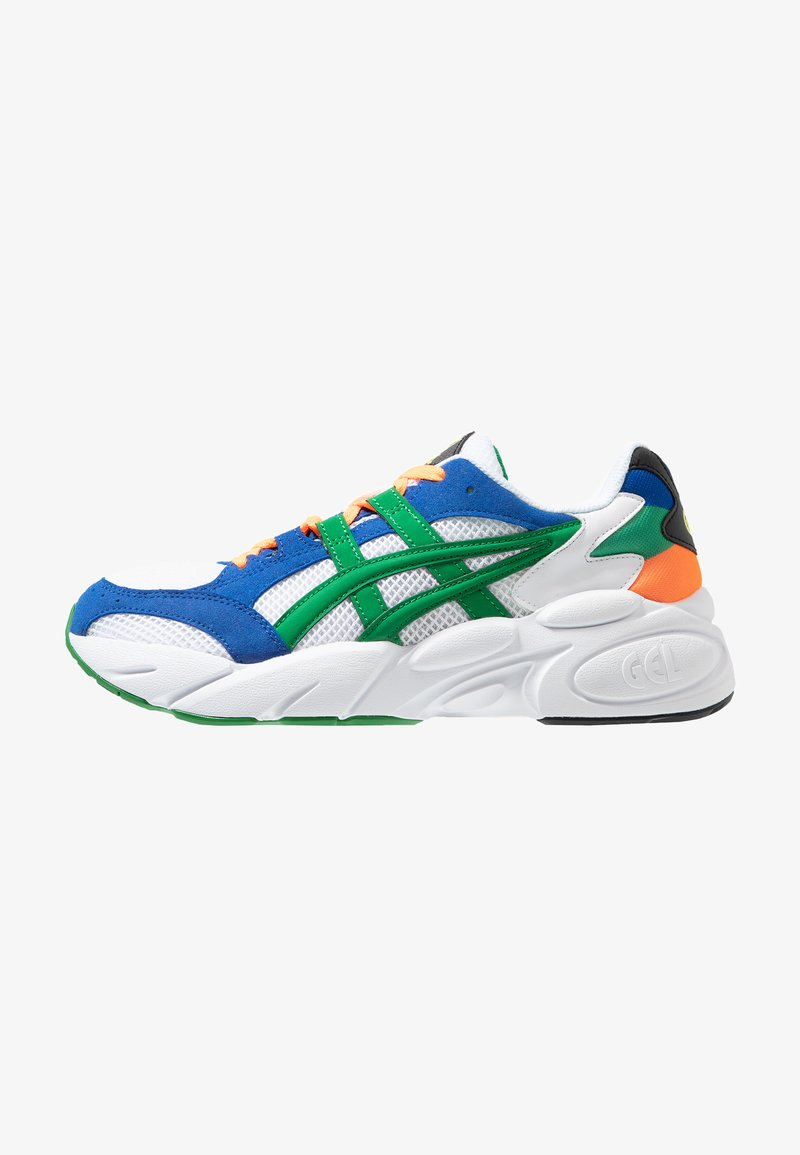 ASICS - GEL-BND - Zapatillas - white/green